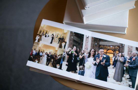 Professional Wedding Albums by MA wedding photographer Alice Pepplow