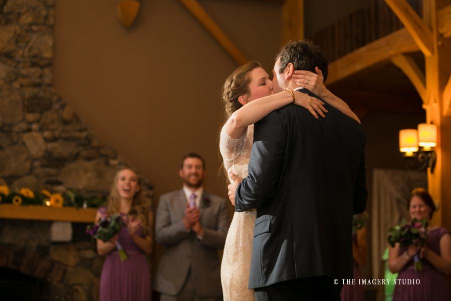 harrington farm wedding couples first dance