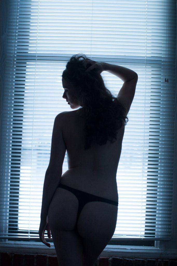 intimate Boston Boudoir Photography