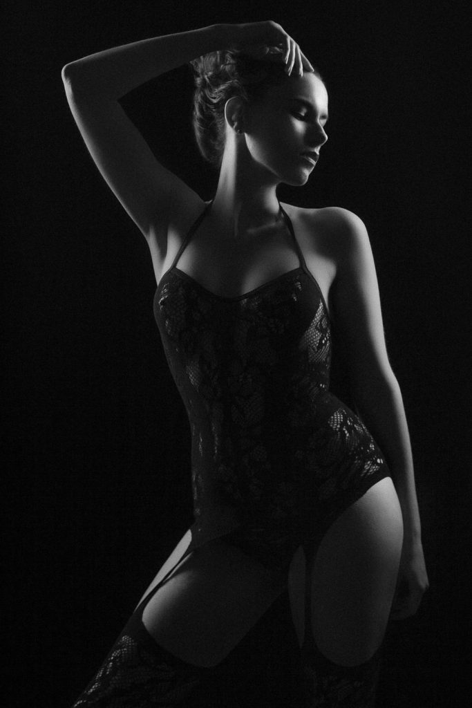 Classy Worcester and Boston Boudoir Photography