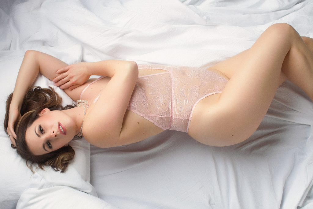 Worcester and Boston Boudoir Photography