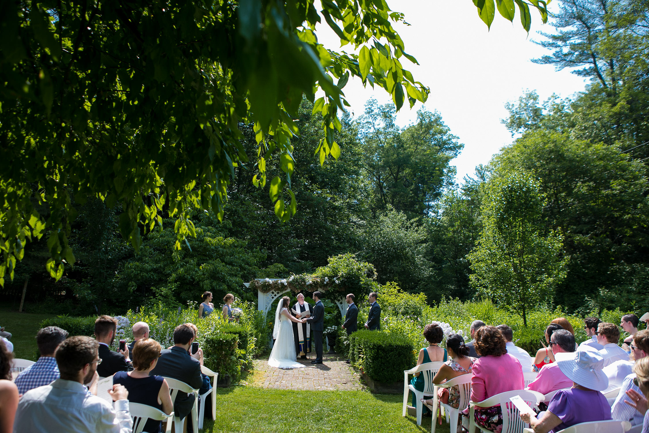 hartmans herb farm weddings