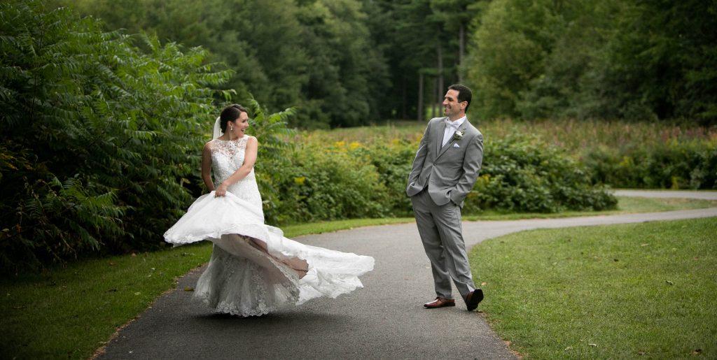 Wedding photographer Cyprian Keyes Gold Club Worcester MA fun wedding photos