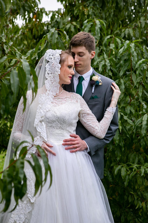 Apple Hill Farm wedding