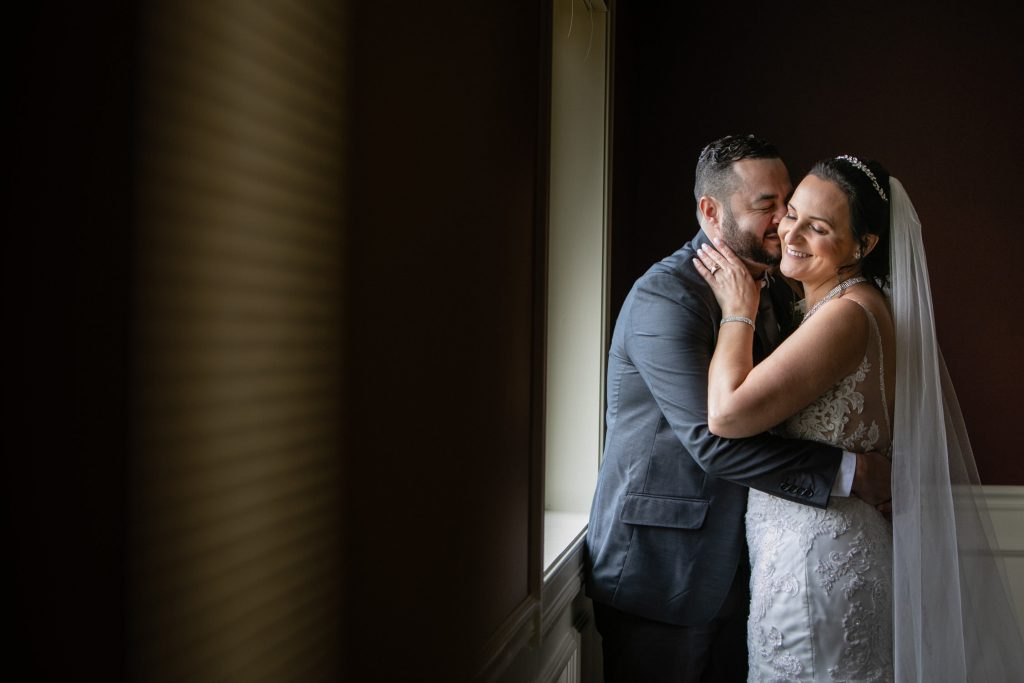 Worcester wedding photographer - High Fields Counry Club